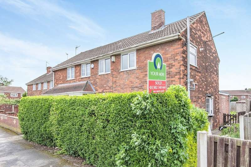 3 Bedrooms Semi Detached House for sale in Petersgate, Doncaster, South Yorkshire, DN5