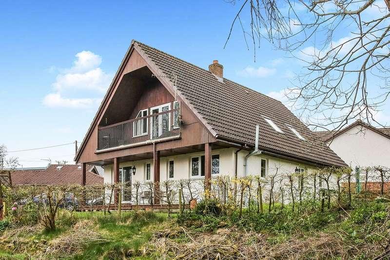 4 Bedrooms Detached House for sale in Waterside Road, Cargenbridge, Dumfries, DG2