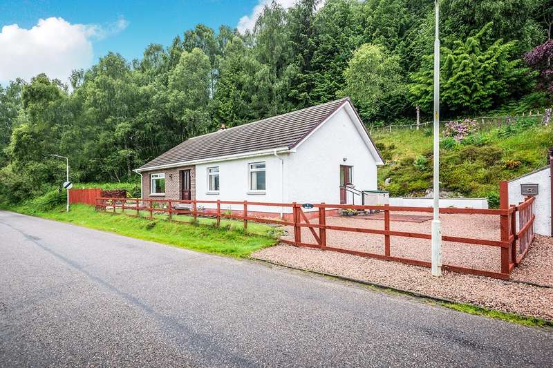 3 Bedrooms Detached Bungalow for sale in Cannich, Beauly, Inverness-Shire, IV4
