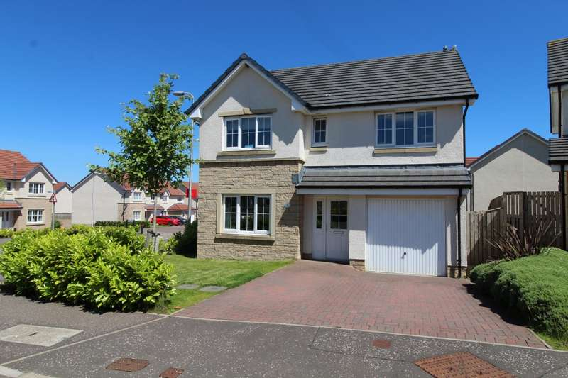 4 Bedrooms Detached House for sale in East Cults Court, Whitburn, Bathgate, West Lothian, EH47