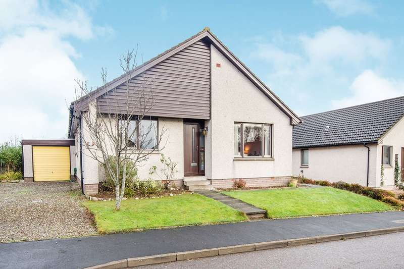 4 Bedrooms Detached Bungalow for sale in Invergarry Park, St. Cyrus, Montrose, Angus, DD10