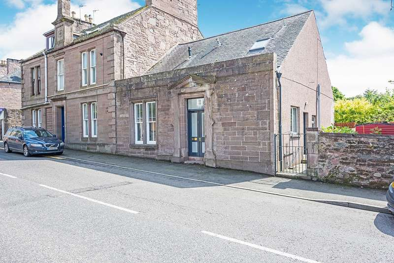 4 Bedrooms Semi Detached House for sale in Castle Street, Brechin, Angus, DD9