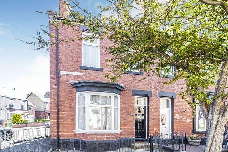 2 Bedrooms House for sale in Brandling Street, Roker, Sunderland, SR6