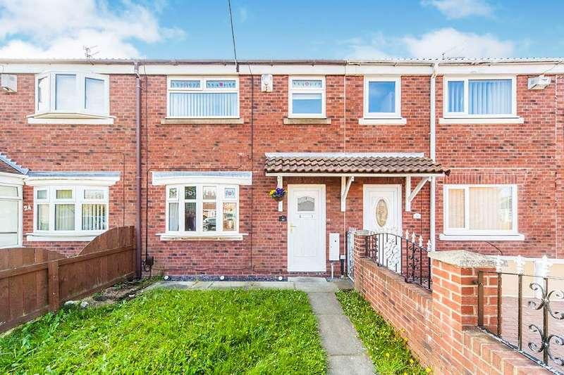 3 Bedrooms House for sale in Magdalene Place, Millfield, Sunderland, SR4