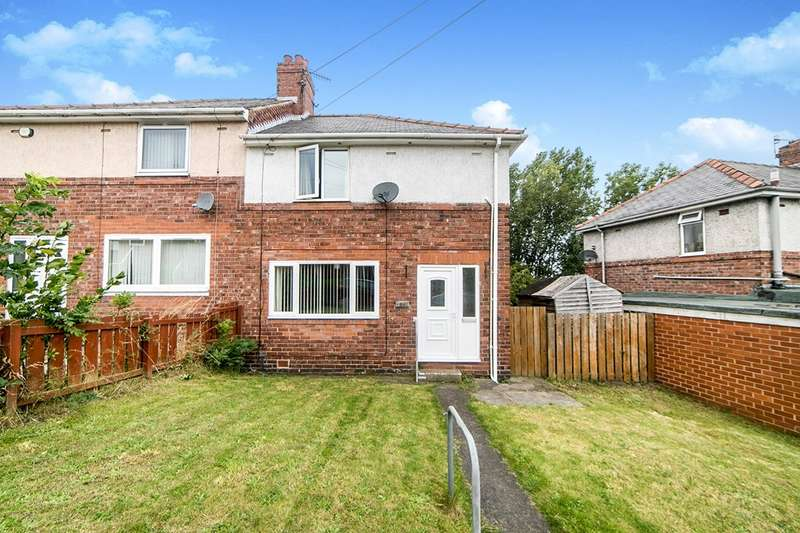 3 Bedrooms Semi Detached House for sale in Hardie Avenue, Whickham, Newcastle Upon Tyne, NE16