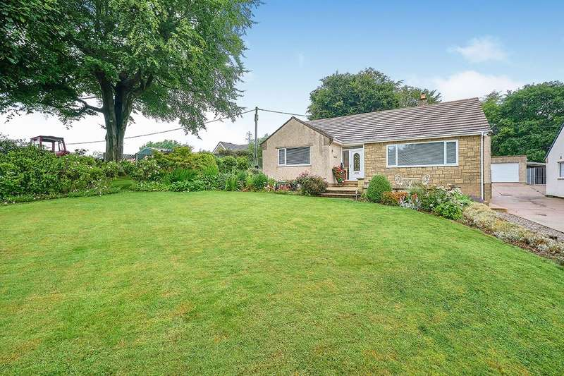4 Bedrooms Detached Bungalow for sale in Beechfield, Woodend, Egremont, Cumbria, CA22