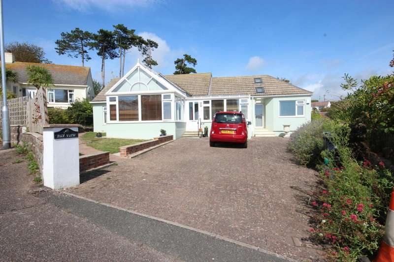 5 Bedrooms Bungalow for sale in Highcliffe Close, Seaton