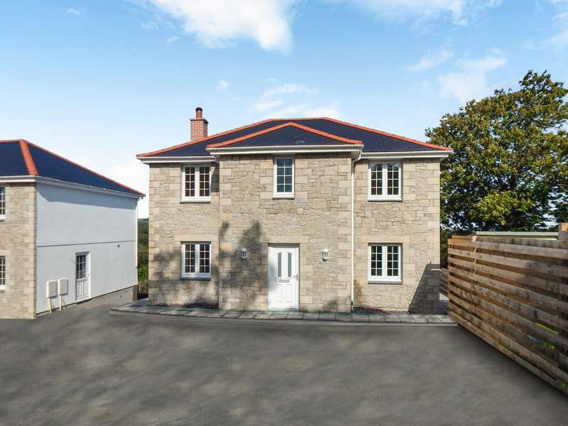 4 Bedrooms Property for sale in 2 Vicarage Gardens School Lane St. Erth Hayle TR27 6HN