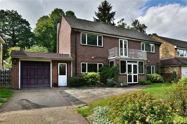 4 Bedrooms Detached House for sale in Claydon End, Chalfont St Peter, Buckinghamshire