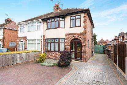 3 Bedrooms Semi Detached House for sale in Leaches Lane, Mancot, Deeside, Flintshire, CH5