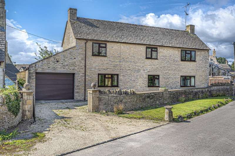 3 Bedrooms Cottage House for sale in Mawley Road, Quenington, Cirencester
