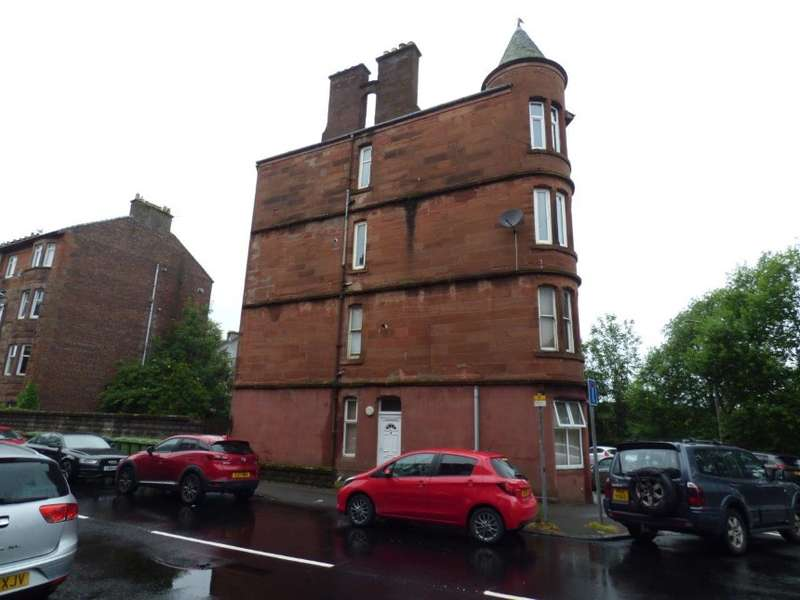 Flat for sale in 10, Station Road, Dumbarton, West Dunbartonshire