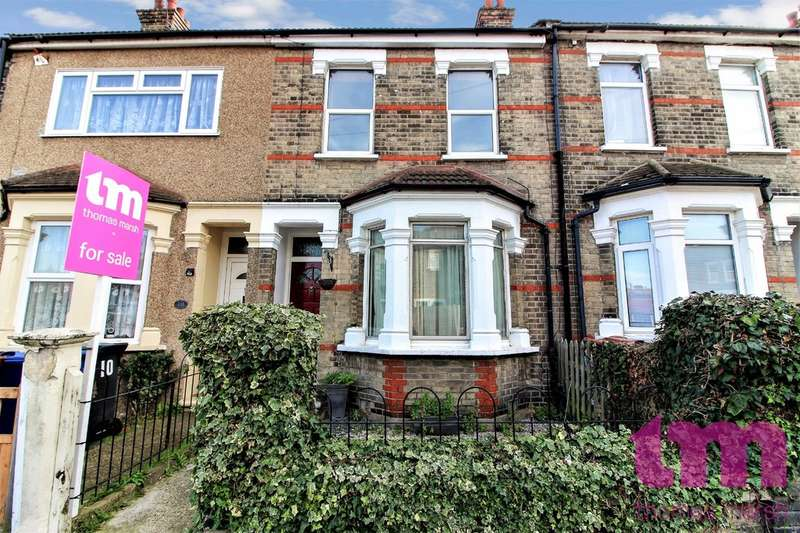 2 Bedrooms Terraced House for sale in Stuart Road, Grays