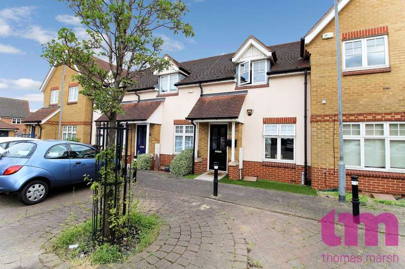 2 Bedrooms Terraced House for sale in Gunning Road, Little Thurrock