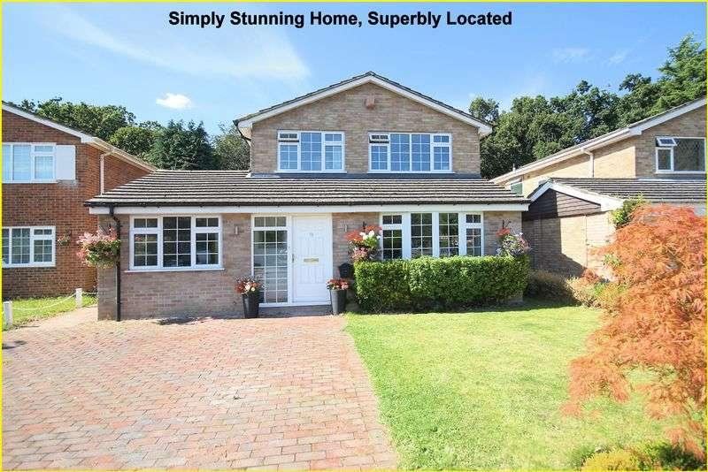 4 Bedrooms Property for sale in High Broom Crescent, West Wickham