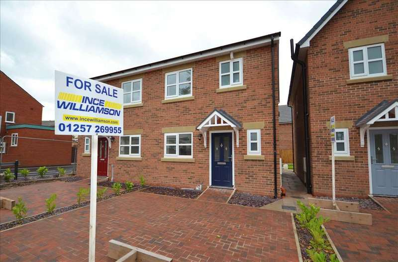 3 Bedrooms Semi Detached House for sale in Stump Lane, Chorley
