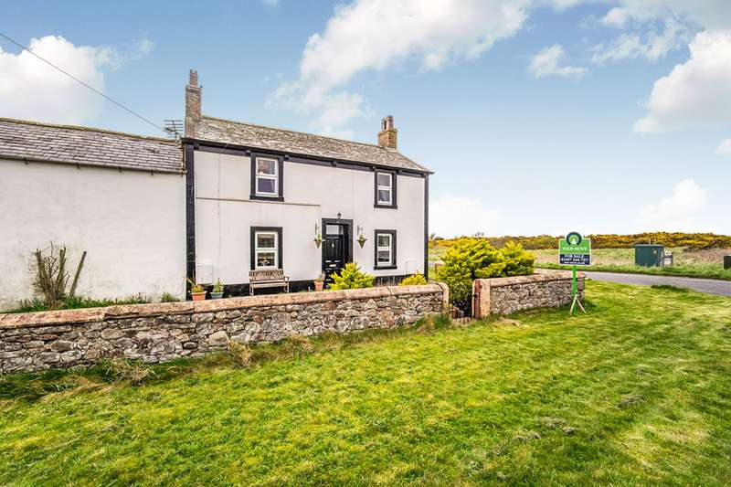 4 Bedrooms Detached House for sale in Mawbray, Maryport, Cumbria, CA15