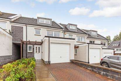 4 Bedrooms Terraced House for sale in Bluebell Walk, The Village