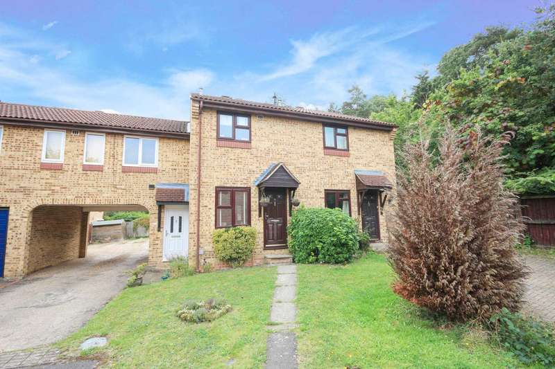 2 Bedrooms Terraced House for sale in Burnmoor Chase, Bracknell