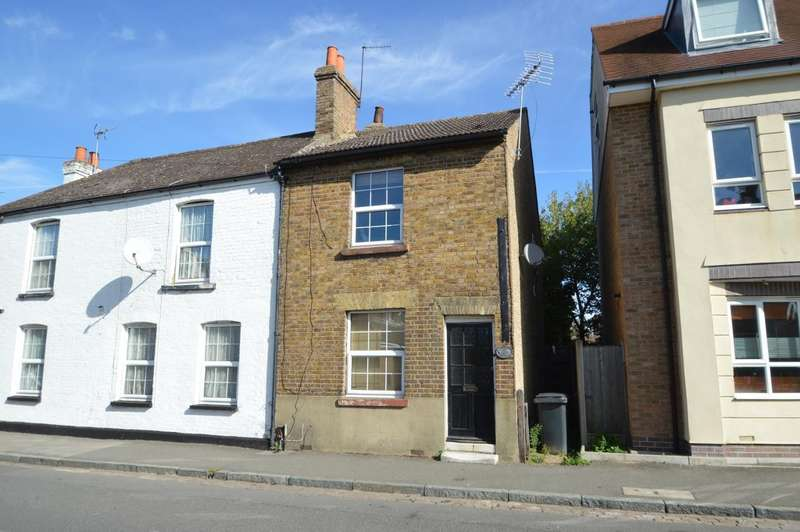 2 Bedrooms End Of Terrace House for sale in High Street, Colnbrook, SL3
