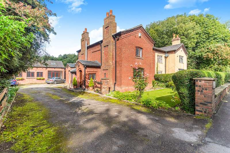 4 Bedrooms Farm Commercial for sale in Knowsley Lane, Knowsley, Prescot, Merseyside, L34