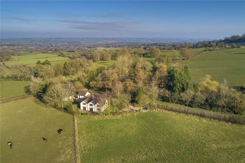 3 Bedrooms Detached House for sale in Brick Kiln House, Ditton Priors, Bridgnorth, Shropshire, WV16