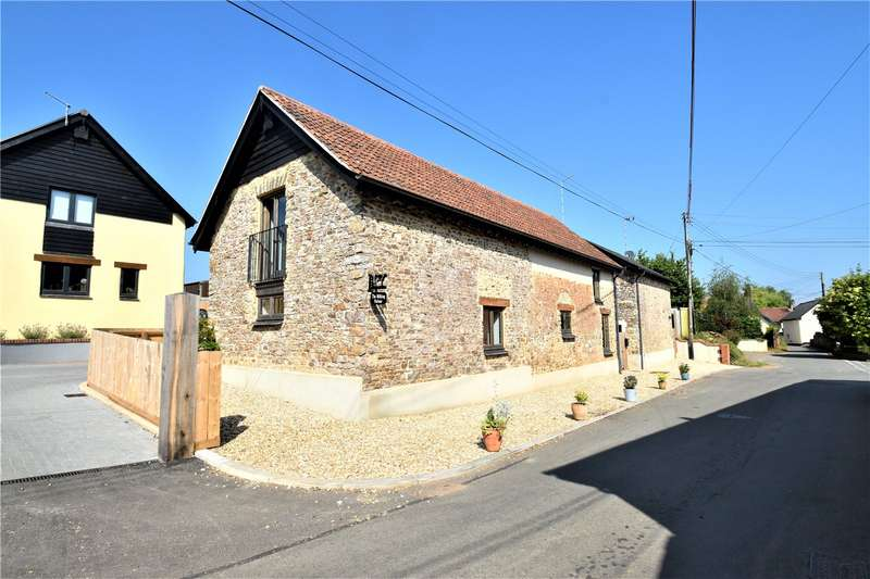 3 Bedrooms Detached House for sale in Kerswell Farm Barns, Kerswell, Cullompton, EX15