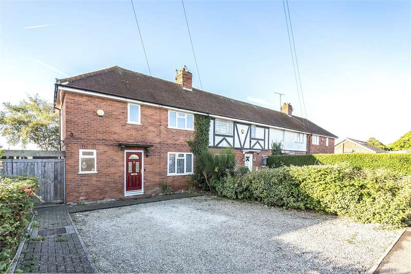 2 Bedrooms Semi Detached House for sale in Hartland Road, Reading, Berkshire, RG2