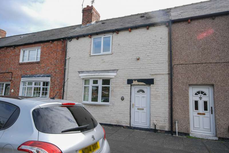 2 Bedrooms Terraced House for sale in Davison Street, Boldon Colliery