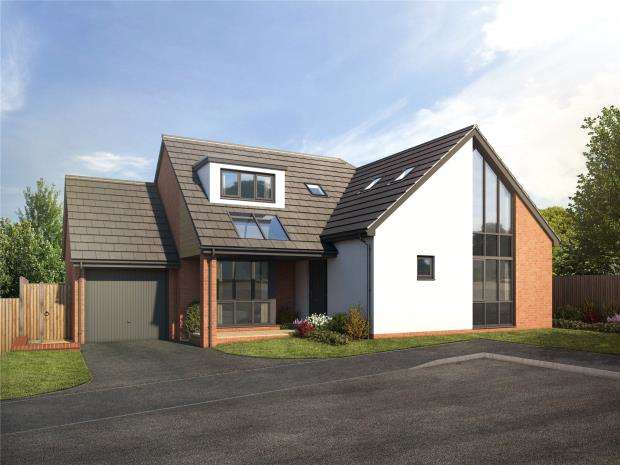 4 Bedrooms Detached Bungalow for sale in Gardiners Meadow, Seaton, Devon