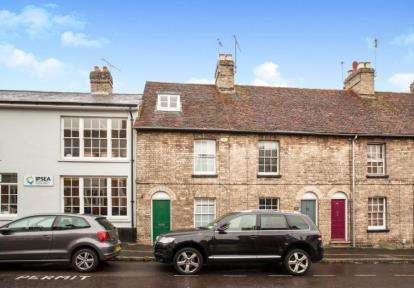 3 Bedrooms Terraced House for sale in Saffron Walden, Essex
