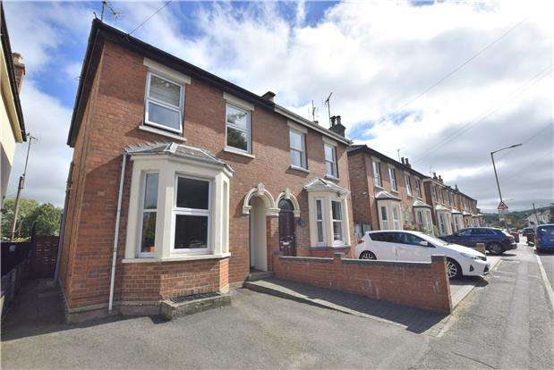3 Bedrooms Semi Detached House for sale in Cirencester Road, Charlton Kings, CHELTENHAM, Gloucestershire, GL53