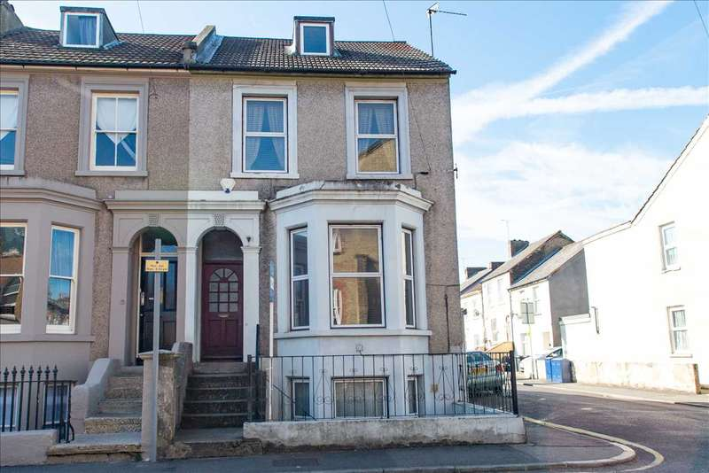 4 Bedrooms End Of Terrace House for sale in Darnley Street, Gravesend