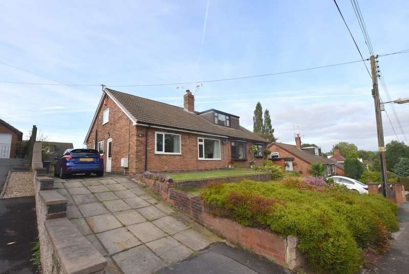 2 Bedrooms Semi Detached Bungalow for rent in Moss Lane, Madeley, Crewe, CW3 9ED