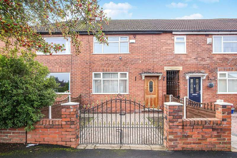 2 Bedrooms House for sale in Finsbury Road, Reddish, Stockport, Cheshire, SK5