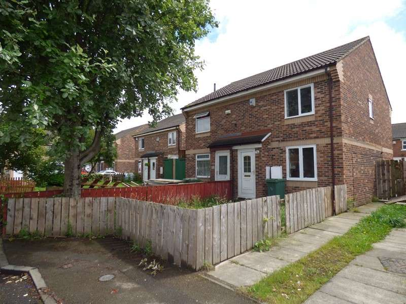 2 Bedrooms Property for sale in Limetrees Close, Port Clarence , Middlesbrough, Cleveland, TS2 1SL