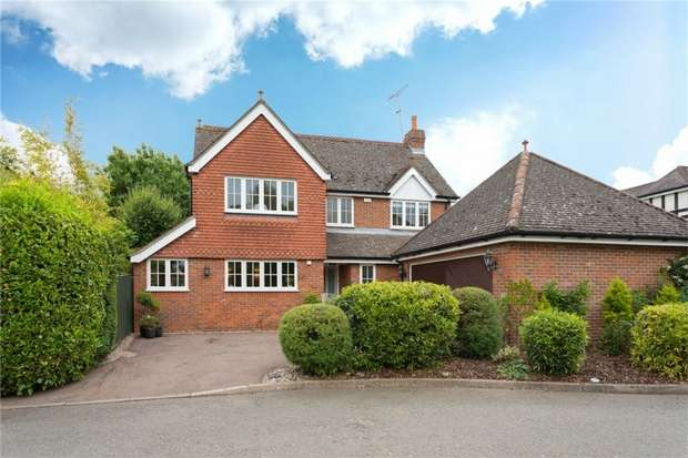 4 Bedrooms Detached House for sale in Beacon Close, Chalfont St Peter, GERRARDS CROSS, Buckinghamshire