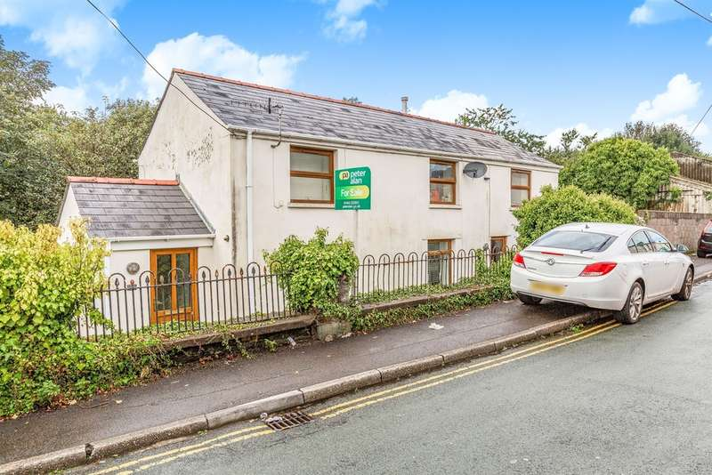 3 Bedrooms Detached House for sale in Station Road, Tonyrefail, Porth