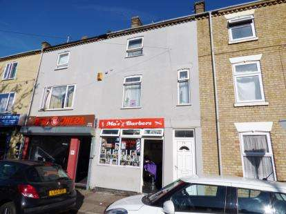 4 Bedrooms Terraced House for sale in Cromwell Road, Peterborough, Cambridgeshire