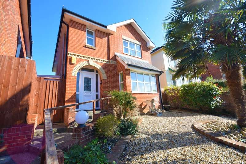 4 Bedrooms Detached House for sale in St. Johns Road, Newport