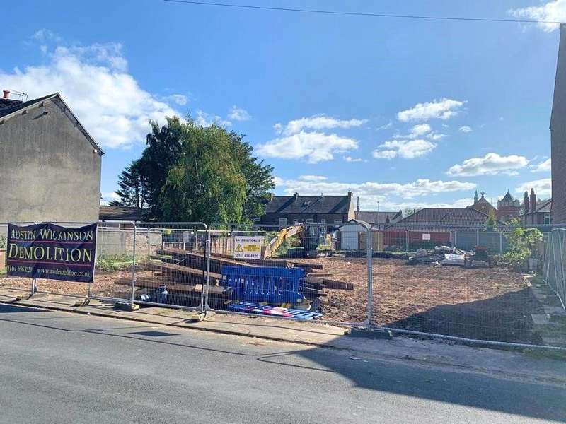 Land Commercial for sale in Chapel Road, Irlam, Manchester