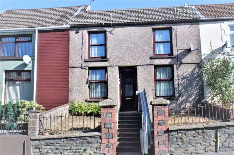 2 Bedrooms Terraced House for sale in Carne St, Pentre