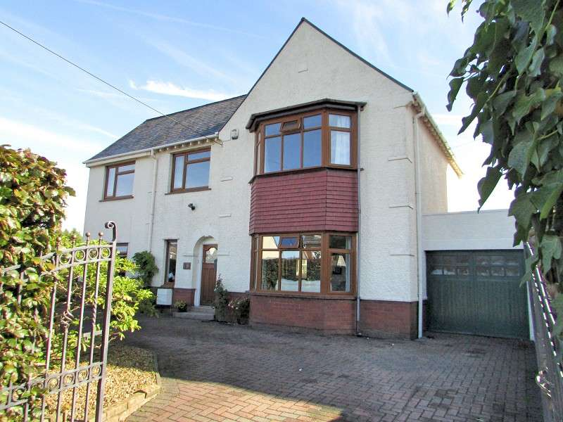 5 Bedrooms Detached House for sale in Cimla Road, Neath, Neath Port Talbot. SA11 3TS