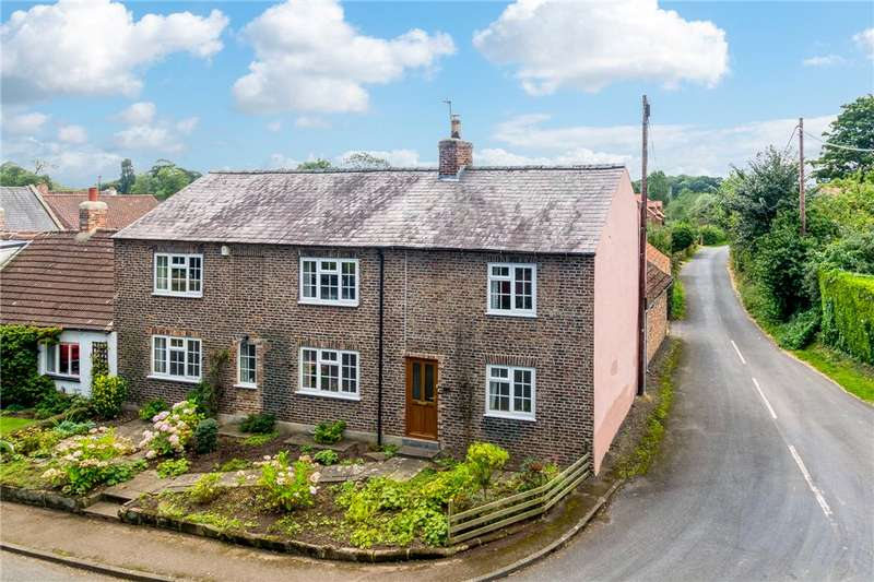 4 Bedrooms Unique Property for sale in Church View, Kirby Wiske, Thirsk, North Yorkshire