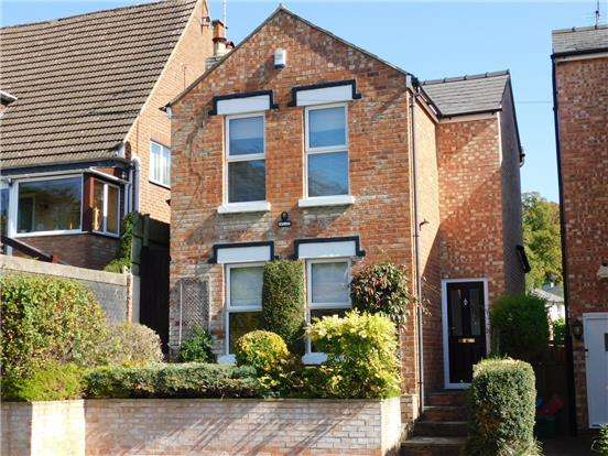 3 Bedrooms Detached House for sale in School Road, Charlton Kings, CHELTENHAM, Gloucestershire, GL53 8BW