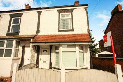 2 Bedrooms Semi Detached House for sale in Swanlow Lane, Winsford, Cheshire
