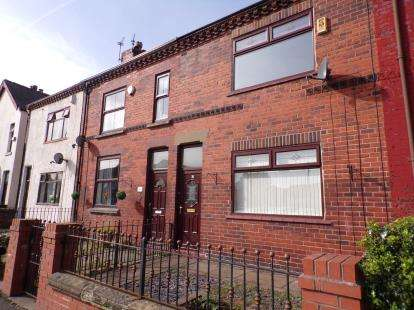 2 Bedrooms Terraced House for sale in Bank Street, Golborne, Warrington, Greater Manchester