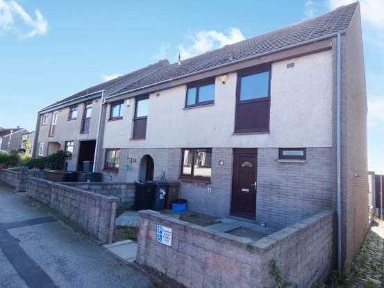 3 Bedrooms Property for sale in Balnagask Road, Aberdeen, Aberdeenshire, AB11 8RE
