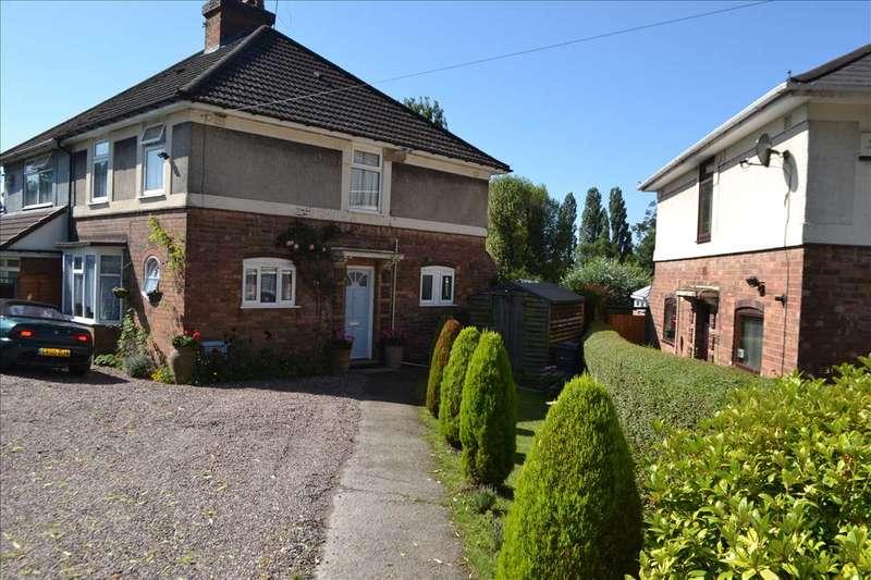 3 Bedrooms Semi Detached House for sale in Kings Road, Kingstanding, Birmingham