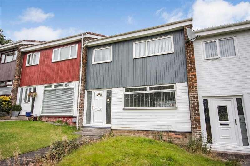 3 Bedrooms Terraced House for sale in Glen Clova, St Leonards, East Kilbride